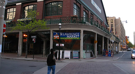 St Lawrence Market Homes for Sale