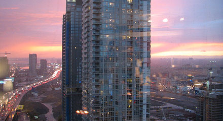 Toronto Downtown Core Condos