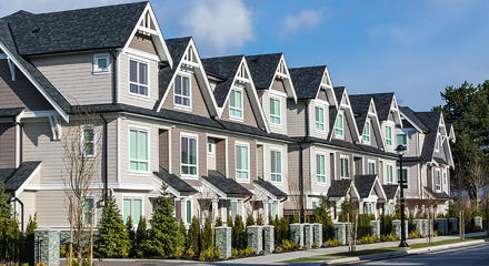 Townhomes And Townhouses In North York