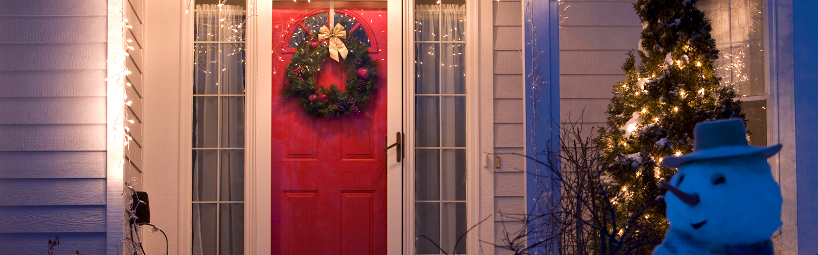 Warm Up Your Entry Way This Winter