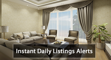 New Daily Listings Alert