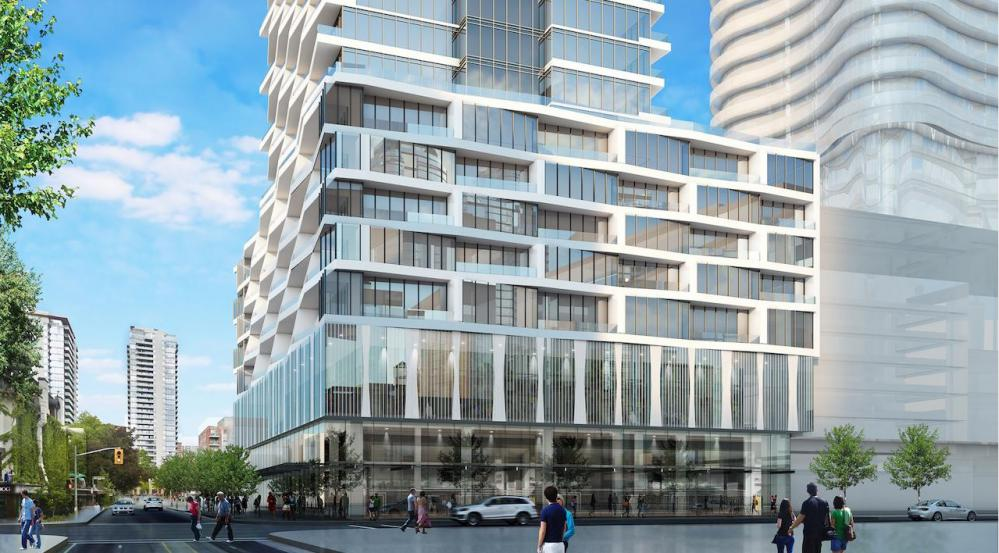 Axis Condos - 411 Church St.