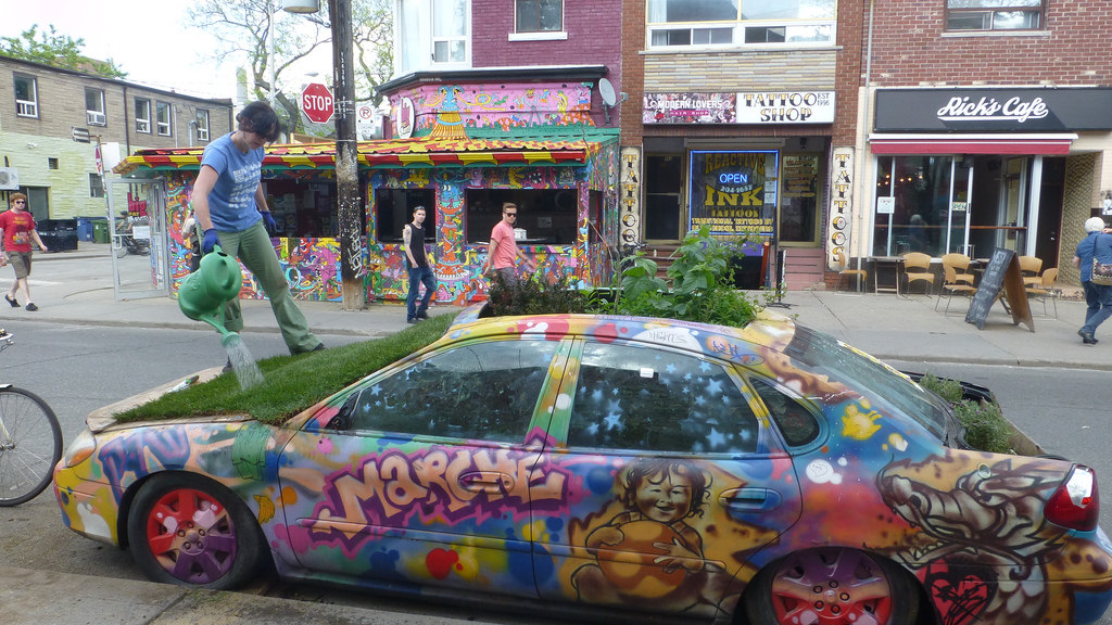 Kensington Market Investment Opp
