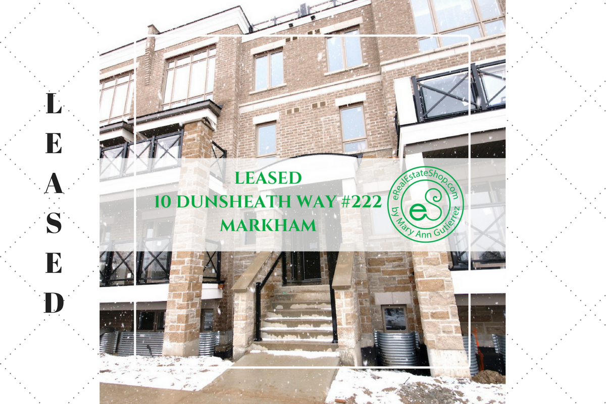 10 Dunsheath Way #222