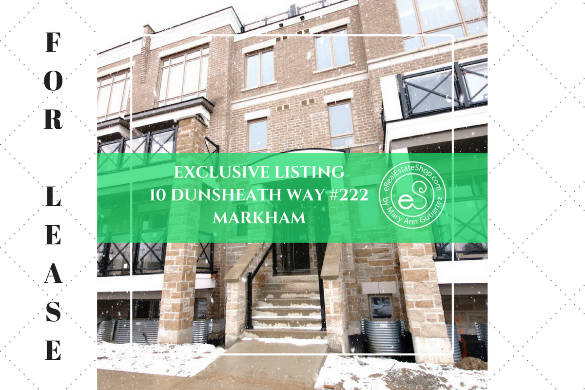 10 Dunsheath Way #222