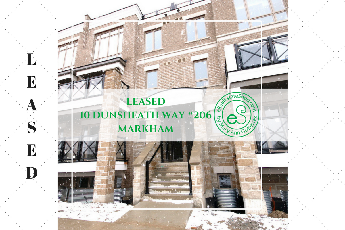 10 Dunsheath Way 206