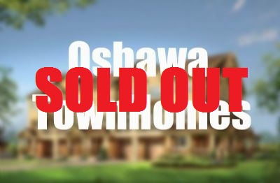 ***** SOLD ------  Oshawa Townhomes