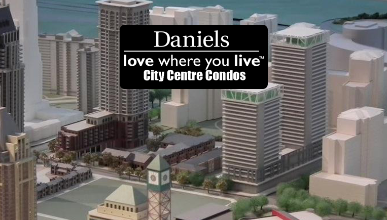 Daniels City Centre Condos