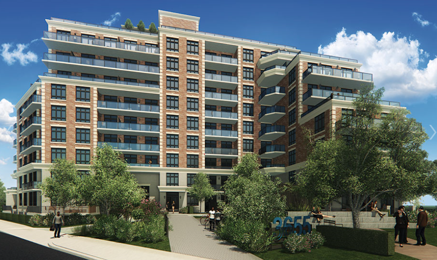 Guildwood Condos in East Toronto