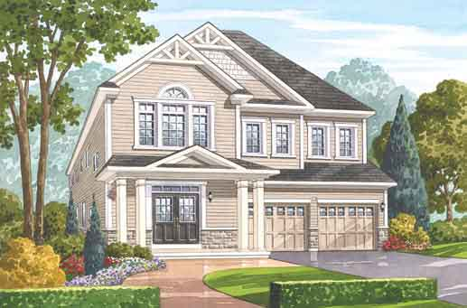 Detached Homes - Grand River Woods - Cambridge!