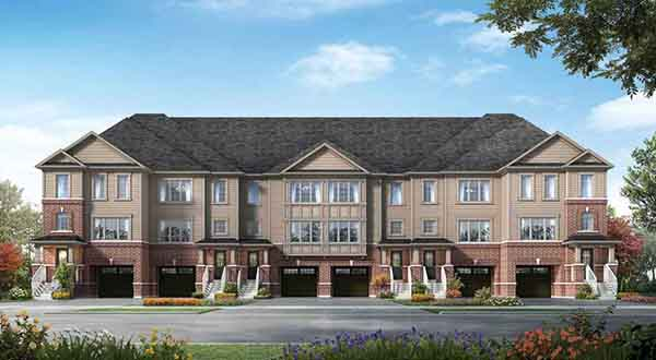 New Release - Grand River Woods - Townhomes