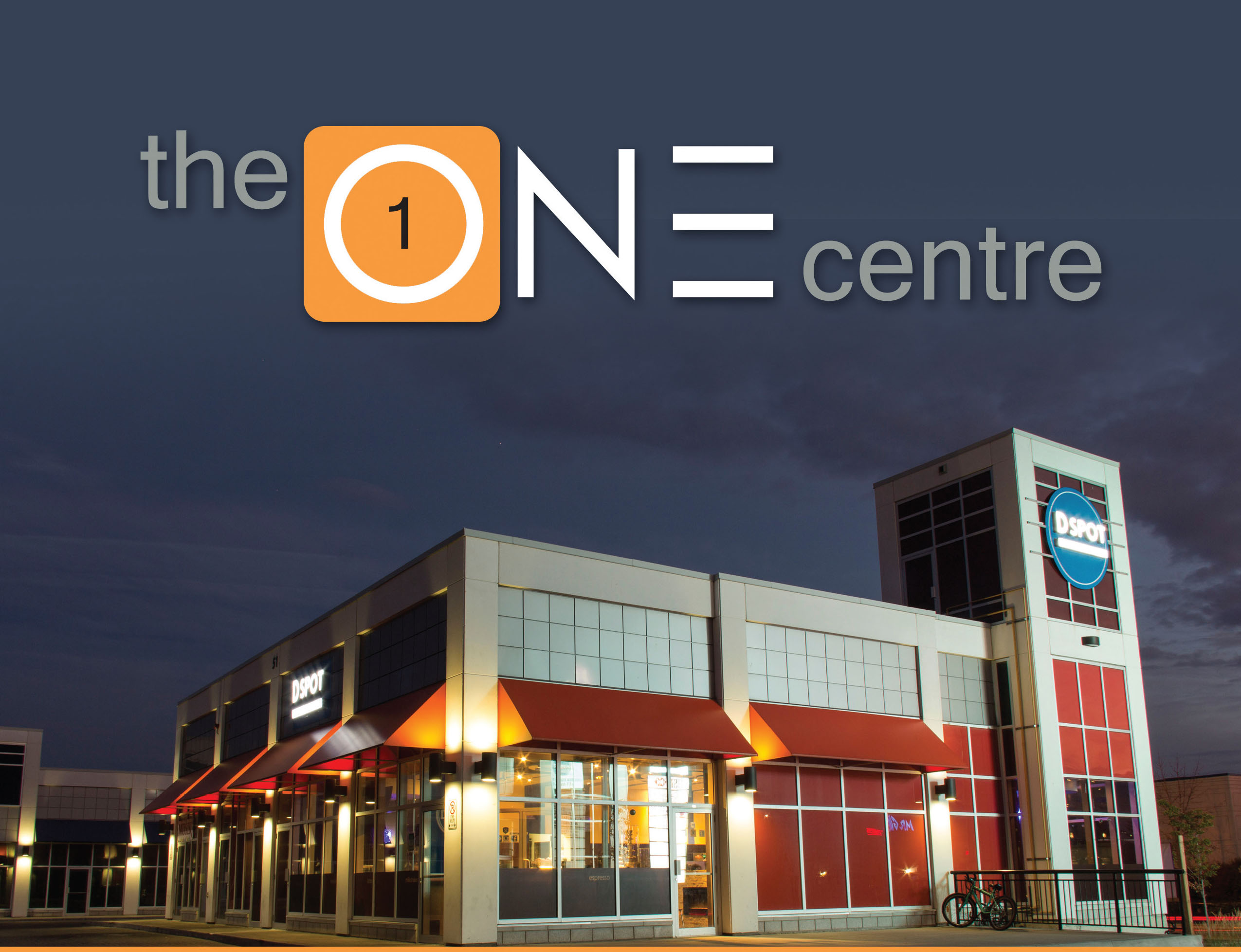 The One Centre - Retail Plaza