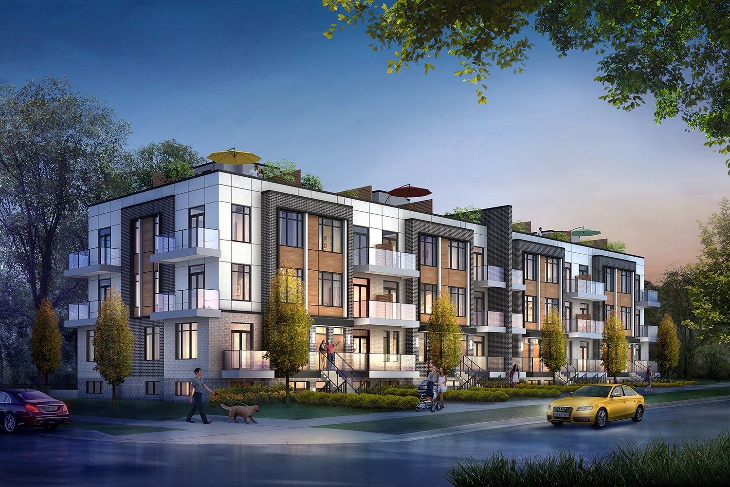 Condos & Town Homes at Birchmount and Lawrence!