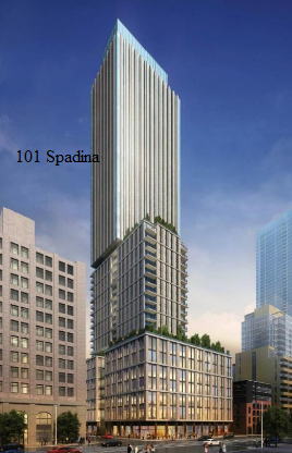 101 Spadina - Plans I Prices I Incentives
