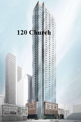 120 Church - Church and Richmond Condos