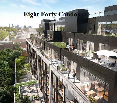 Eight Forty Condos - Prices I Plans I Incentives