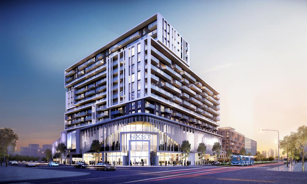 Gallery Square Condos - New Condos In Downtown Markham