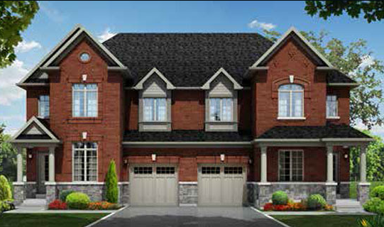 Main Street Village by Falconcrest - Milton New Homes