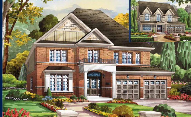 Lyons Creek Phase II - Niagra Falls New Homes