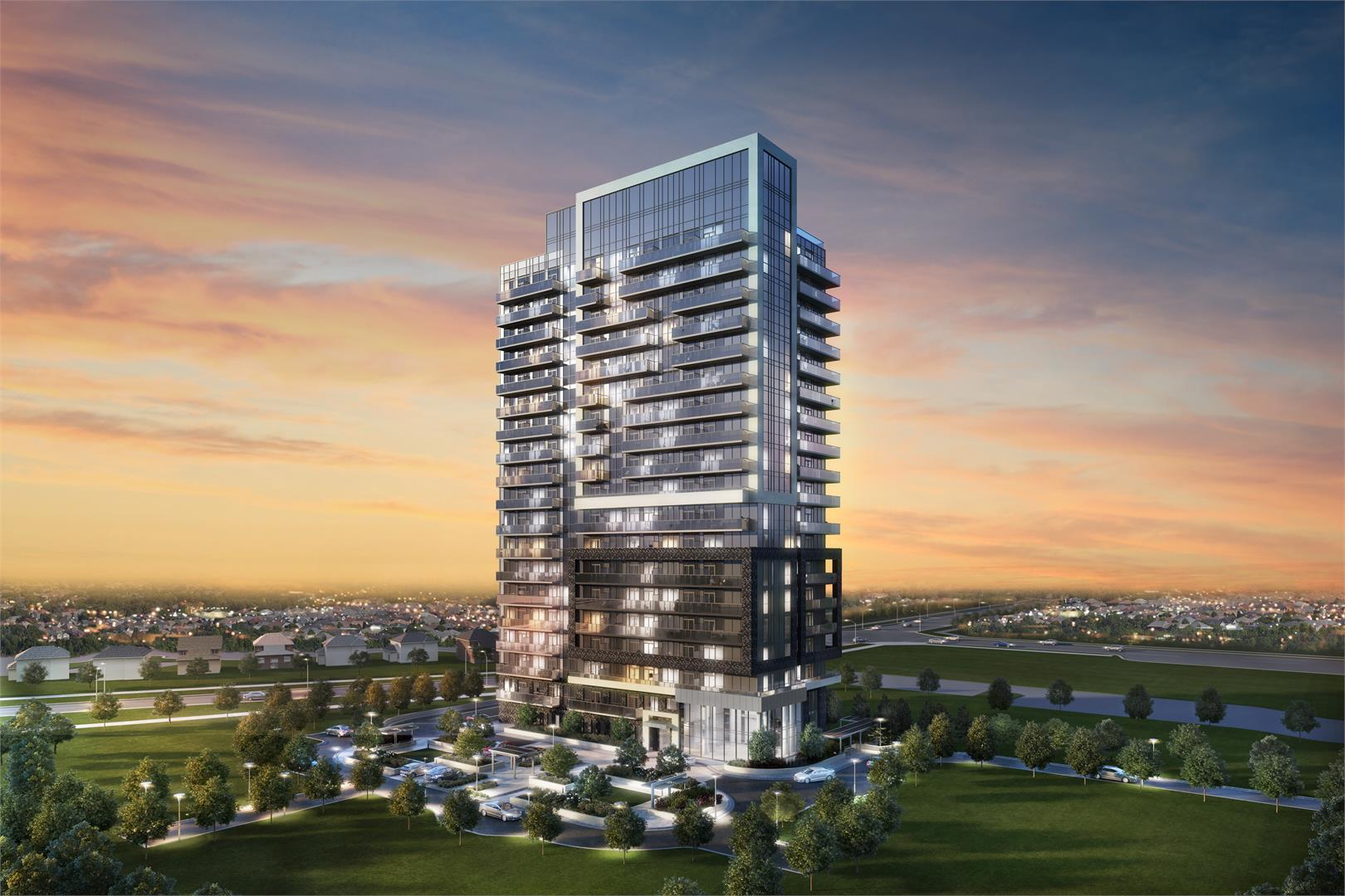 YongeParc Condos - New Condos In Richmond Hill