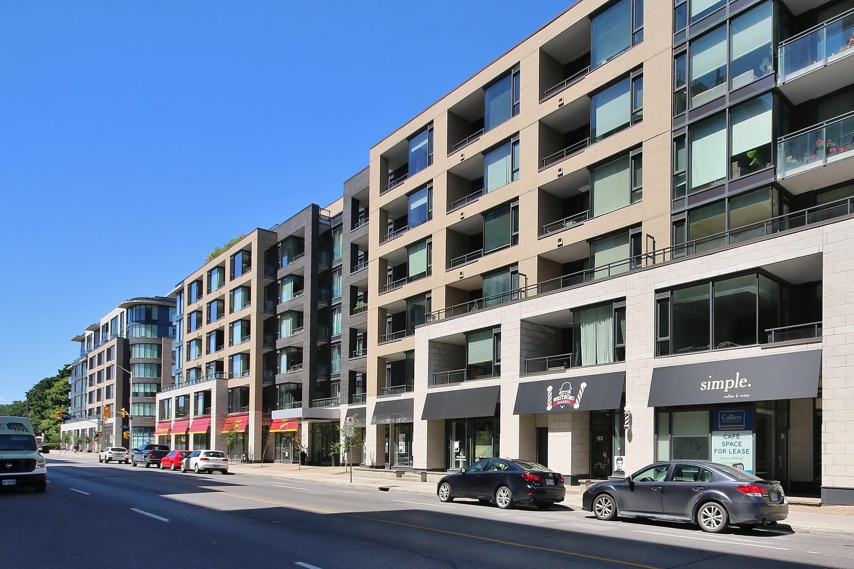 101 Richmond Road Unit 610 | Beautiful Urban Condo in Westboro