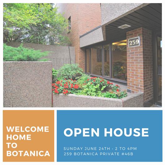 259 Botanica Private Unit 46B | 2 Bedroom Condo in Civic Hospital Area