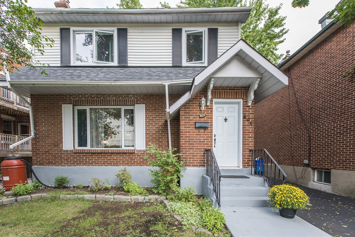 401 Chapel Street | Fantastic Urban Home In The Sought-After Sandy Hill