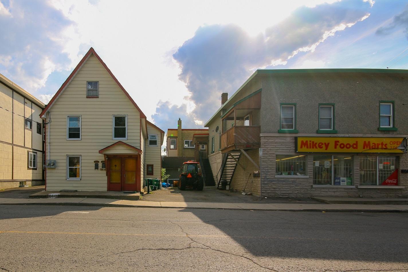 210-212 Durocher Street | Up-Down Duplex in Vanier