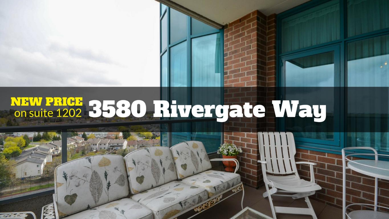 3580 Rivergate Unit 1202 | Luxury Condo