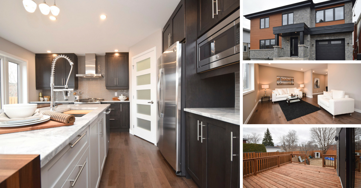 282 Westhill Ave | Stunningly Redesigned 2 Storey Home in the Heart of Westboro