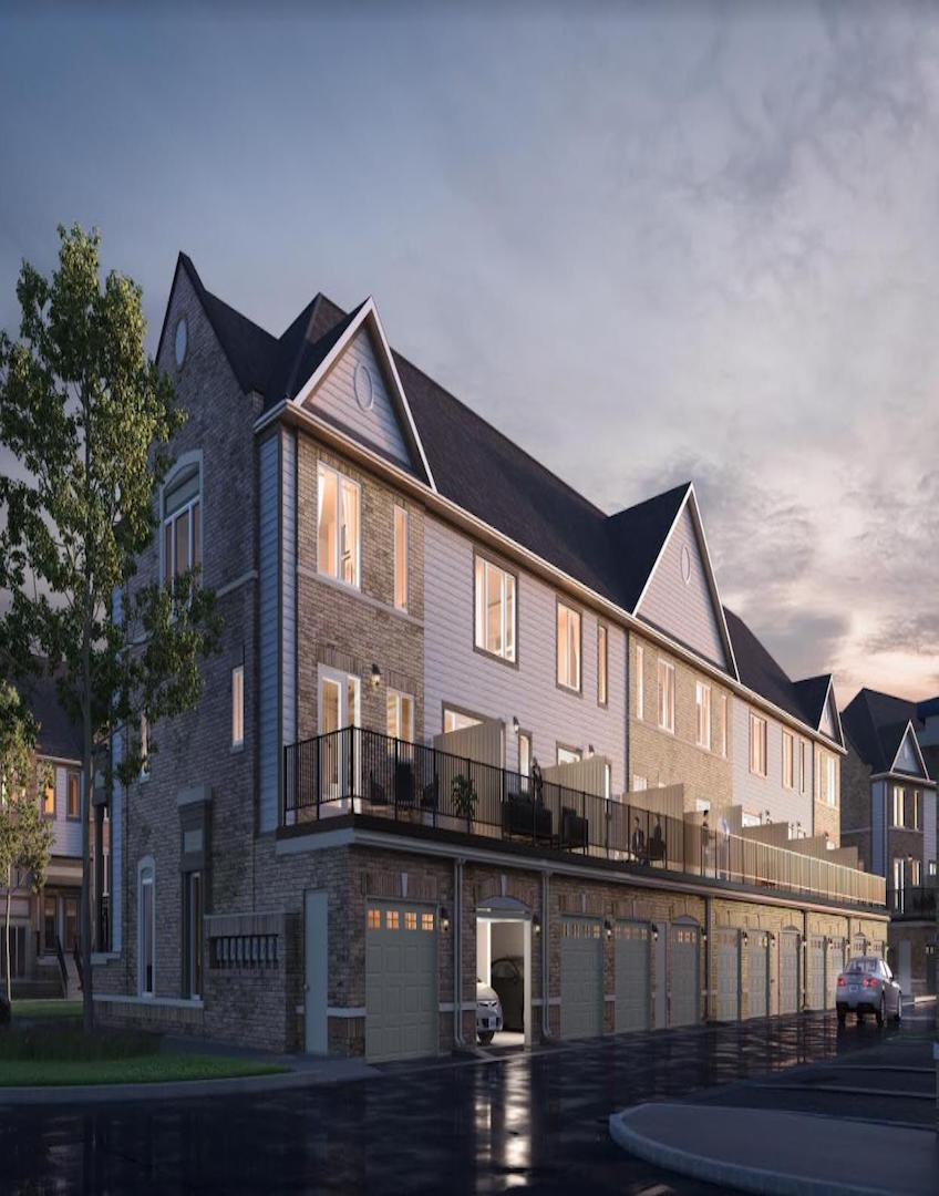 Beckenrose Townhomes