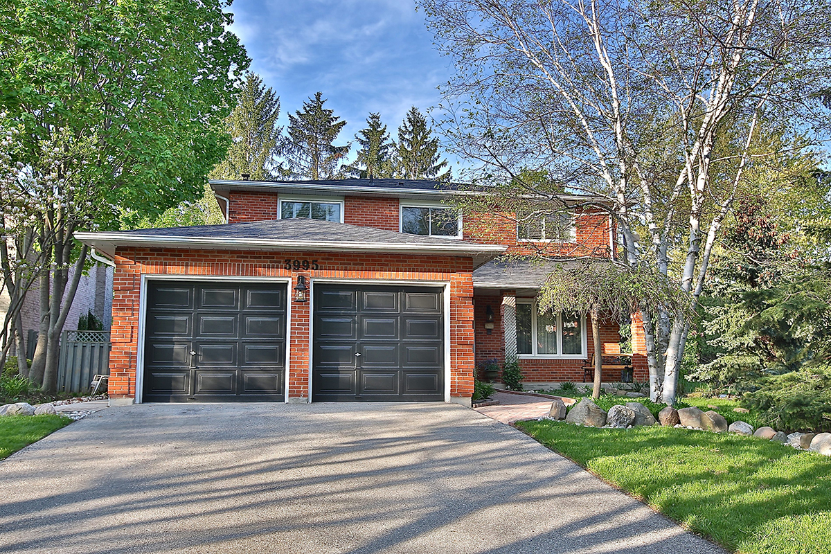 3995 Promontory Dr, Mississauga