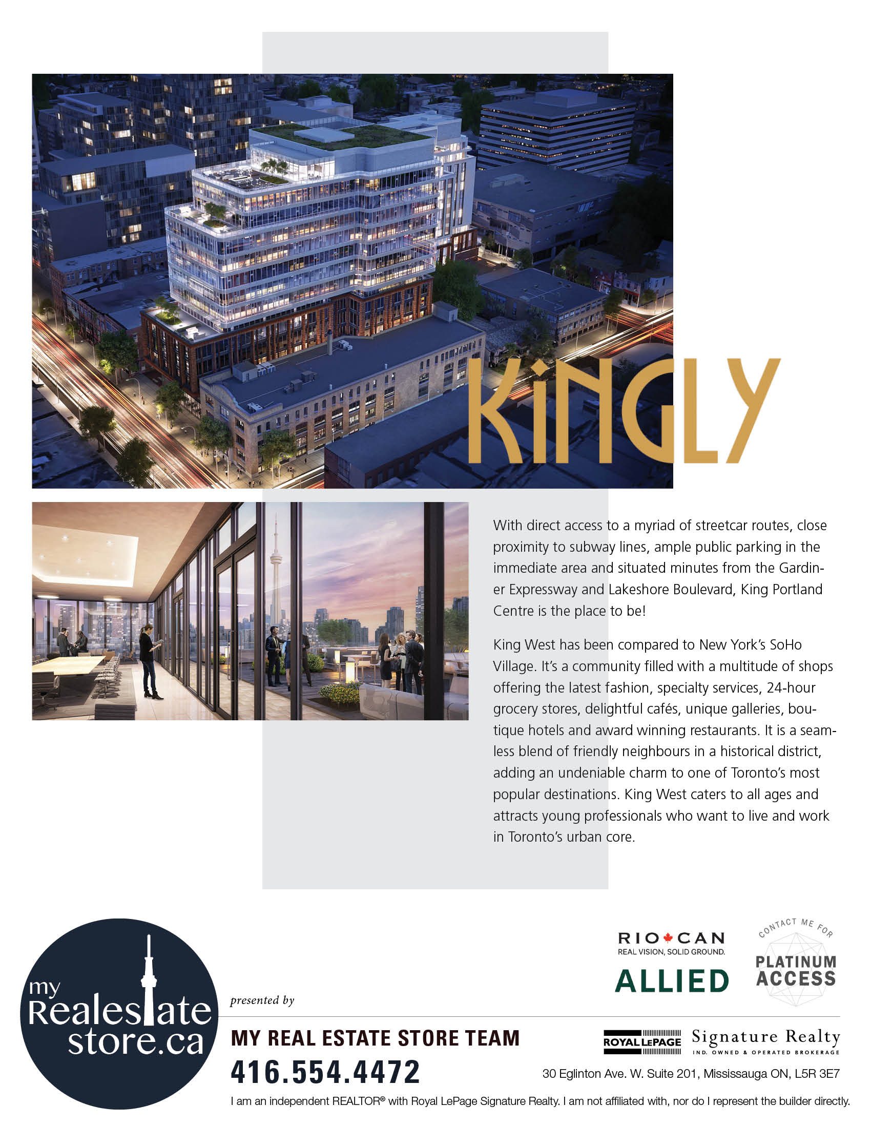 Kingly Condominiums