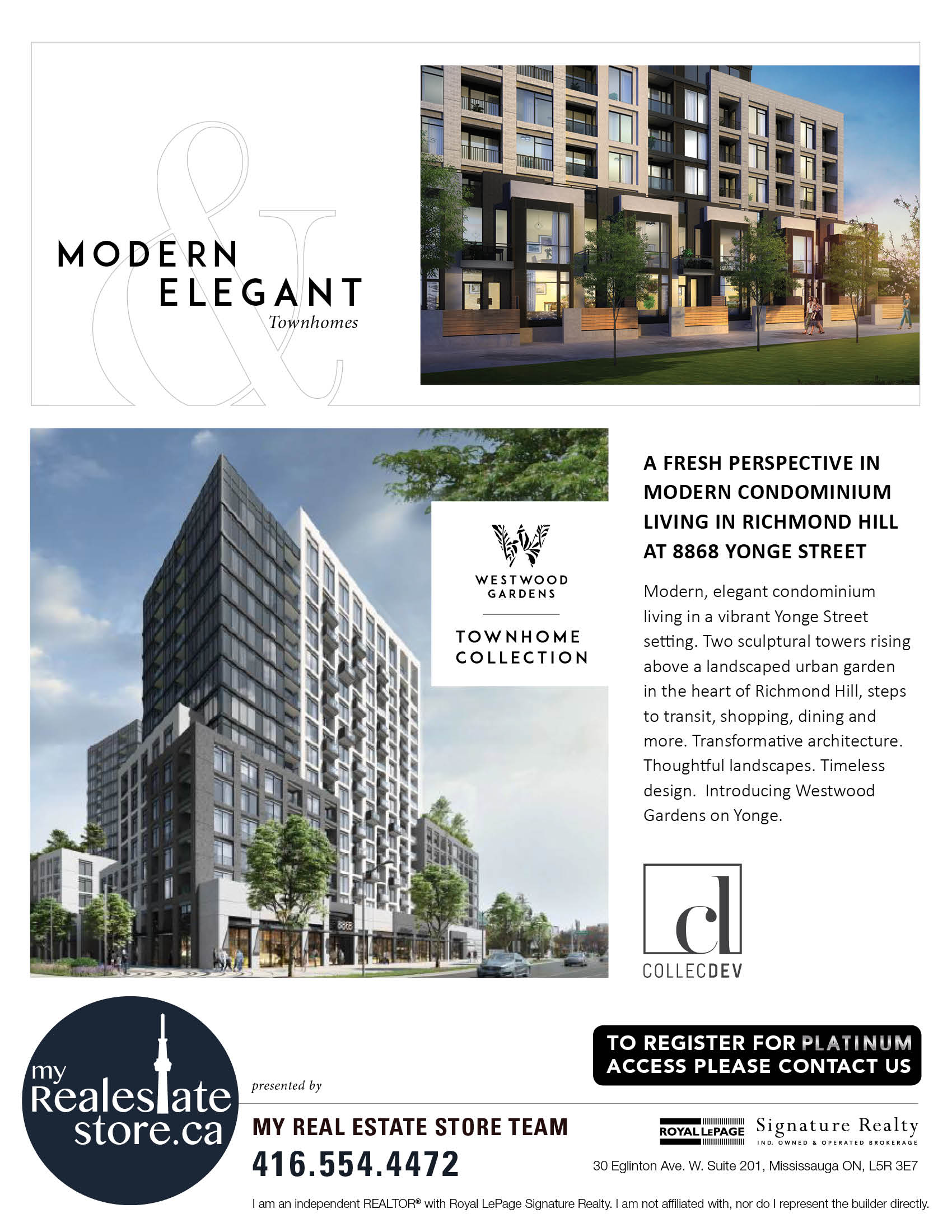 Westwood Gardens Townhomes