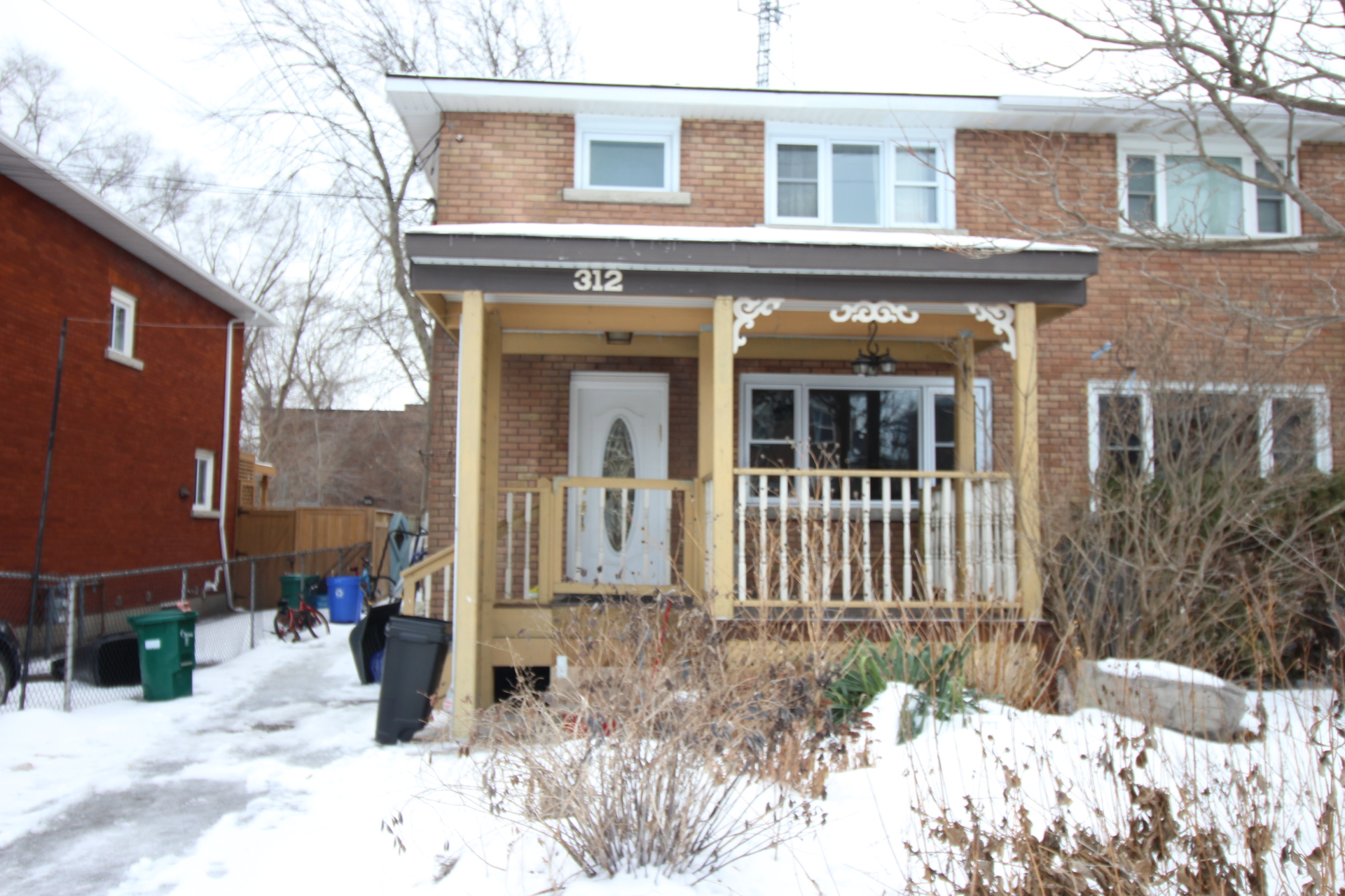 312 Robin Lane - Semi Detach with 2 Tenanted Basement Units in popular Westboro area!