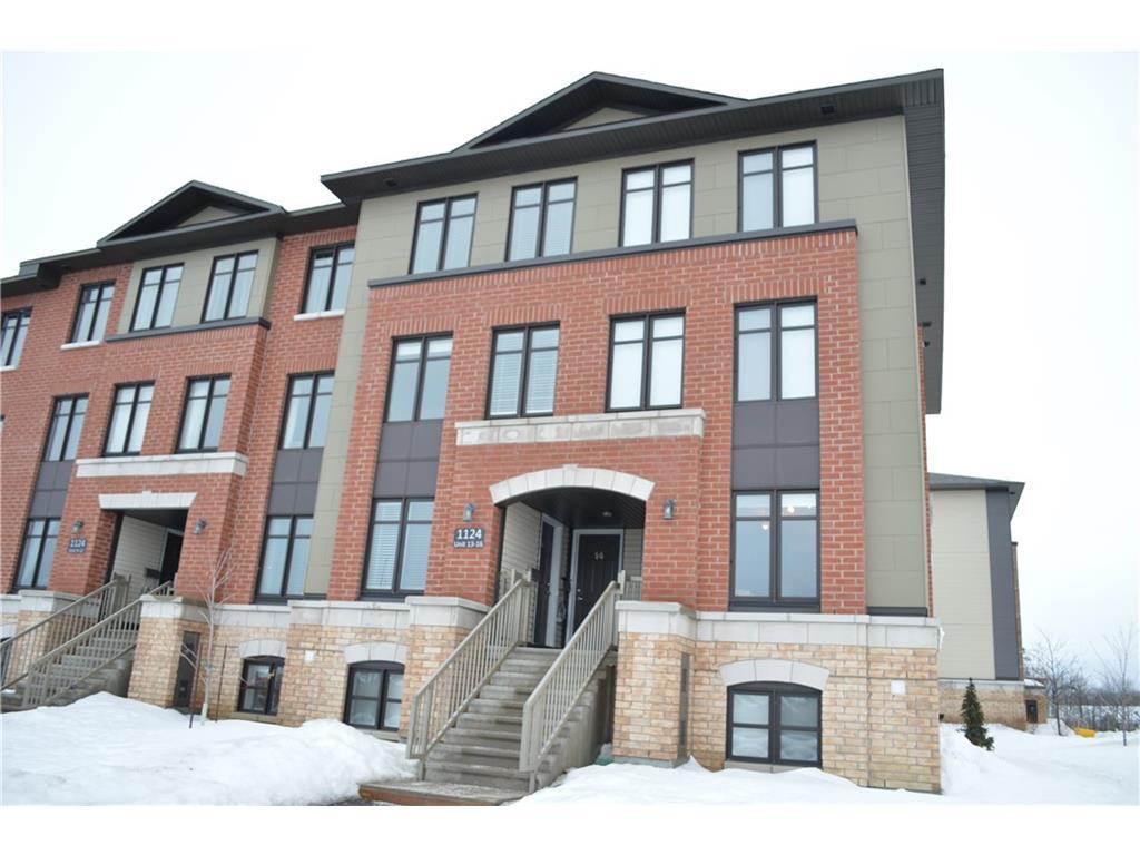 14-1124 Docteur Corbeil Blvd - Lovely Morris Village Executive Terrace Home in Rockland!