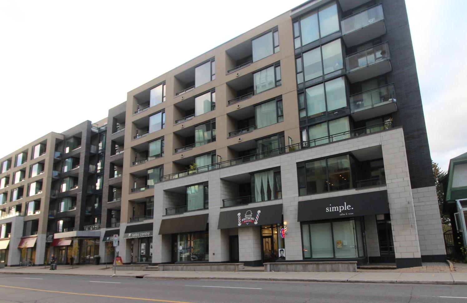 515-101 Richmond Rd - Open Concept Urban Condo in Heart of Westboro!
