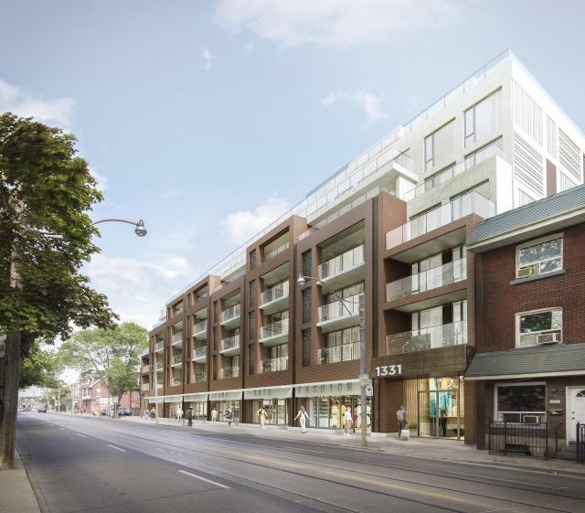 Geoge Condos & Towns in Leslieville