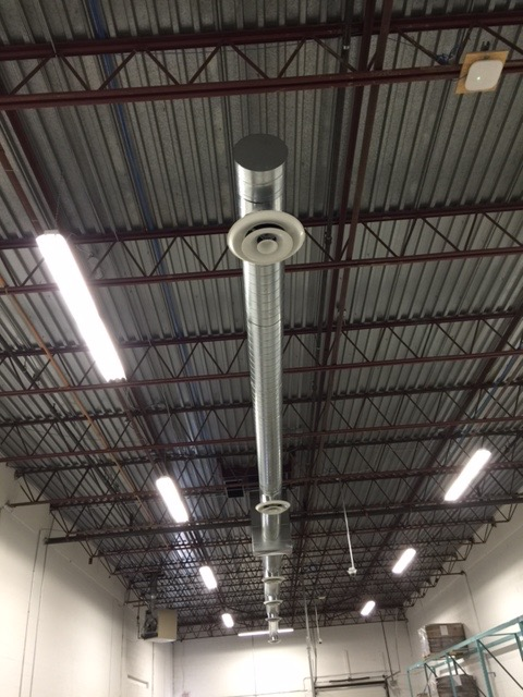 100% Air Conditioned Warehouse