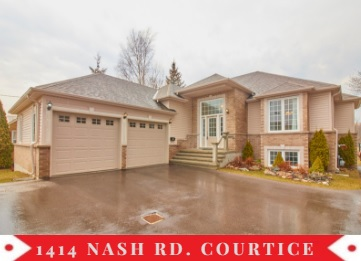 1414 Nash Rd, Clarington