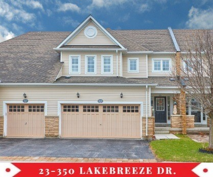 350 Lakebreeze Dr, Clarington