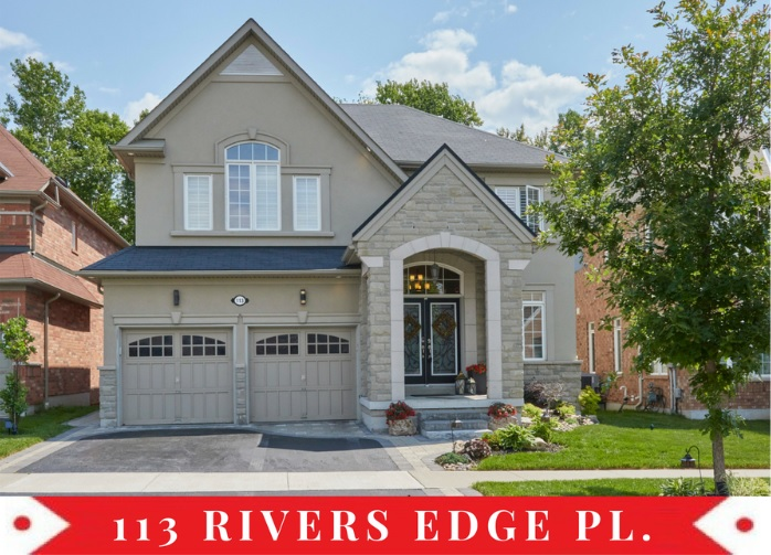 113 Rivers Edge Pl, Whitby