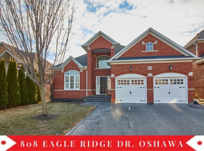 808 Eagle Ridge Dr, Oshawa