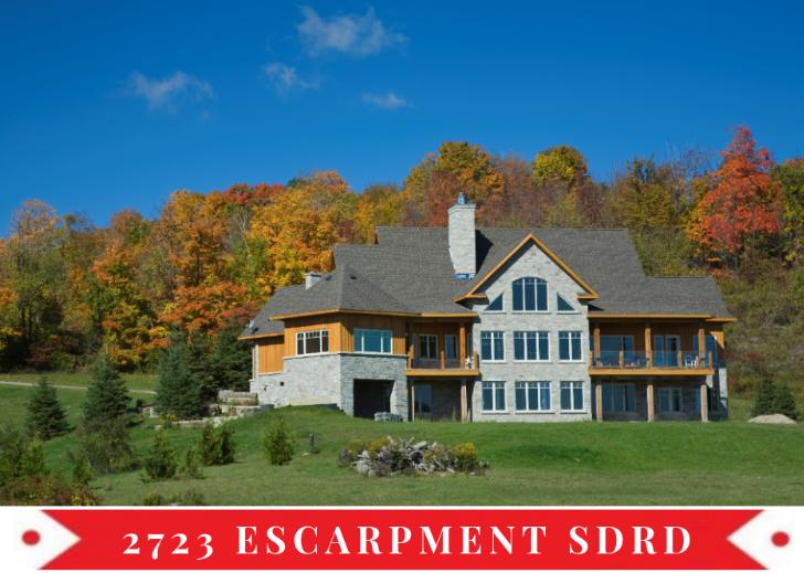 2723 Escarpment Sdrd, Caledon