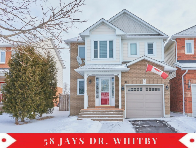 58 Jays Dr, Whitby