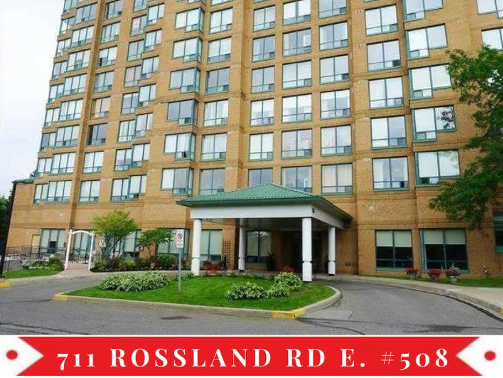 711 Rossland Rd E, Whitby