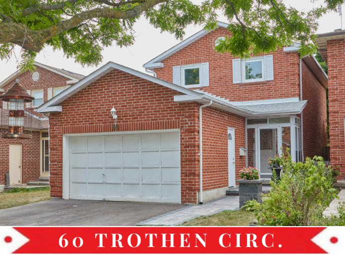 60 Trothen Circ, Markham