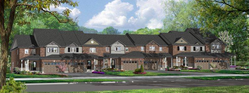 Beautiful Luxury FreeHold TownHouse in Peterborough