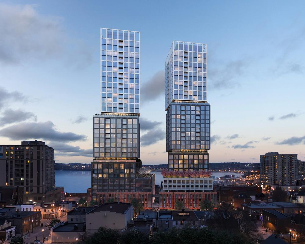 Debut Condos - Waterfront Residences