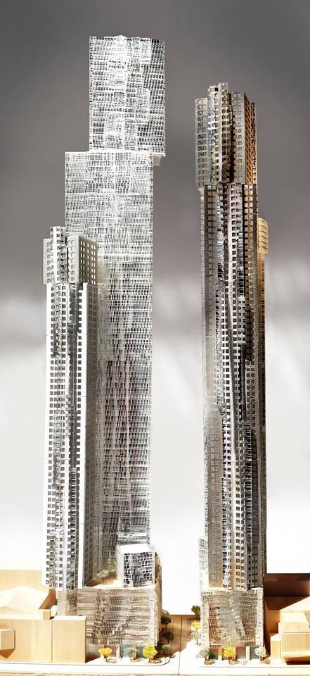 Mirvish Gehry Condos